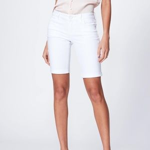 NWT Paige Jax Knee Shorts
